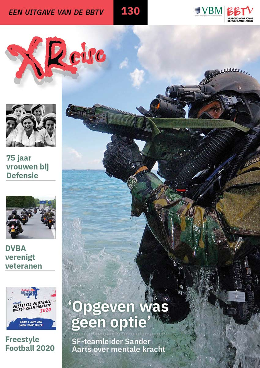 XRcise130 cover
